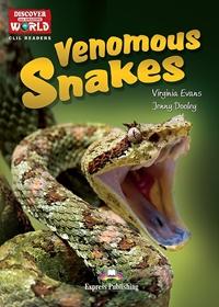 Venomous Snakes. Reader + APP