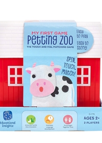 My First Game Petting Zoo