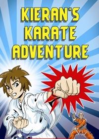 Kieran's Karate Adven. Reader + Audio CD