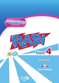 Flash Klasa 4. Interactive Whiteboard Software (płyta)