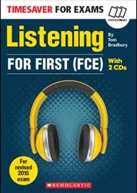 Timesaver for Exams: Listening for First (FCE) (książka + 2 płyty Audio CD)