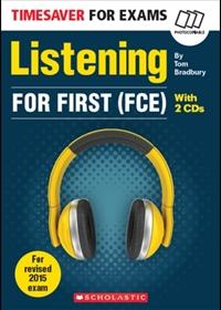 Timesaver for Exams: Listening for First (FCE) (książka + 2 płyty Audio CD)