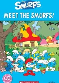 The Smurfs: Meet the Smurfs! Reader + Audio CD
