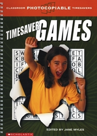 English Timesavers: Games