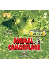 Animal Camouflage. Teacher's CD-ROM