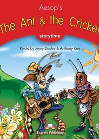 The Ant and the Cricket. Reader + APP