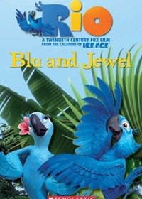 Rio: Blu and Jewel. Reader + Audio CD