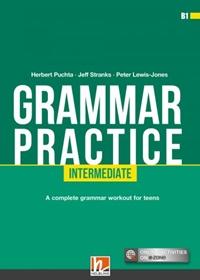 Grammar Practice. Intermediate (książka + ćwiczenia online)