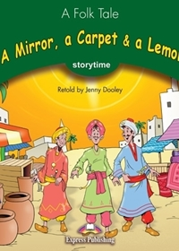 A Mirror, a Carpet & a Lemon. Reader + APP