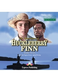 The Adventures of Huckleberry Finn. Audio CD