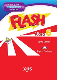 Flash Klasa 6. Interactive Whiteboard Software (płyta)