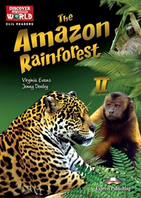 The Amazon Rainforest II. Reader + APP