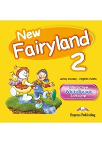 New Fairyland 2. Interactive Whiteboard Software (płyta)