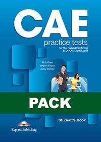 CAE Practice Tests. Książka ucznia papierowa + DigiBook (kod)