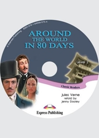 Around the World in 80 Days. Audio CD