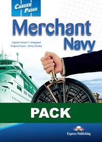 Merchant Navy. Podręcznik papierowy + podręcznik cyfrowy DigiBook (kod)