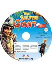 The Selfish Giant. Audio CD