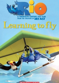 Rio: Learning to Fly. Reader + Audio CD