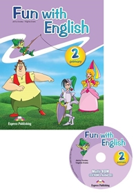 Fun with English 2. Pupil's Pack (Pupil's Book + Multi-ROM)