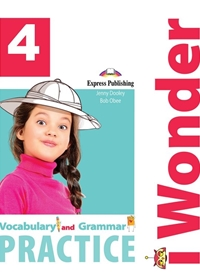 I Wonder 4 Vocabulary and Grammar Practice