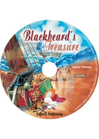 Blackbeard's Treasure. Audio CD