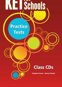 KET for Schools Practice Tests. Class Audio CDs (set of 5)