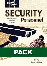 Security Personnel. Podręcznik papierowy + podręcznik cyfrowy DigiBook (kod)