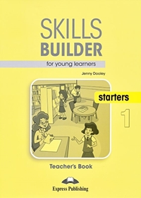 Skills Builder STARTERS 1 New Edition 2018. Teacher's Book