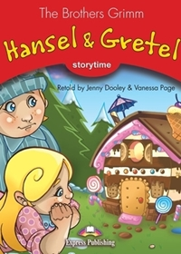Hansel & Gretel. Reader + APP