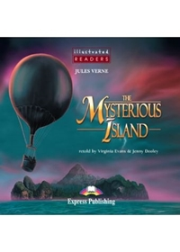 The Mysterious Island. Audio CD