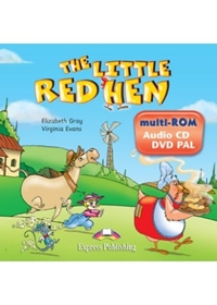 The Little Red Hen. Multi-ROM