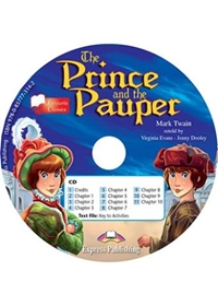 The Prince and the Pauper. Audio CD