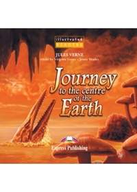 Journey to the Centre of the Earth. Audio CD