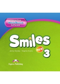 New Smiles 3. Interactive Whiteboard Software (płyta)