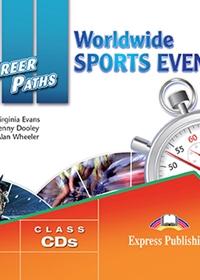 Worldwide Sports Events. Class Audio CDs