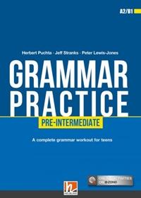 Grammar Practice. Pre-intermediate (książka + ćwiczenia online)