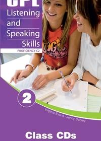 CPE Listening & Speaking Skills 2. Class Audio CDs (set of 6)