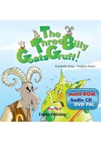 The Three Billy Goats Gruff. Multi-ROM