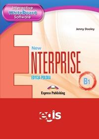 New Enterprise B1. IWS (edycja polska) (kod)