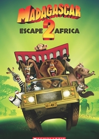 Madagascar: Escape to Africa. Reader + Audio CD