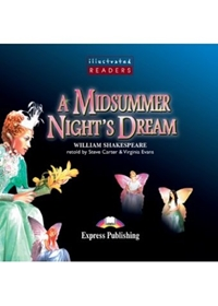 A Midsummer Night's Dream. Audio CD