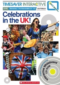 Celebrations in the UK (Teacher's Book + CD-ROM)
