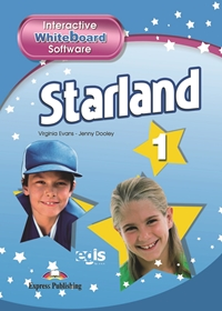Starland 1. Interactive Whiteboard Software (płyta)