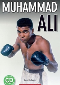 Muhammad Ali. Reader + Audio CD (Poziom: 2; A2)